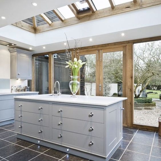 conservatory kitchen