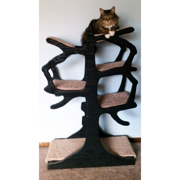 cat furniture artisan tree